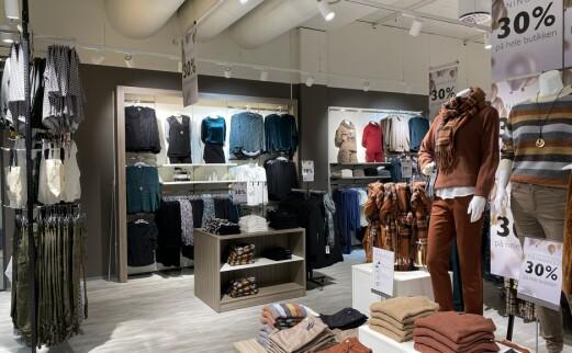 New Shop: Totalleverandør av innredning, gulv og belysning