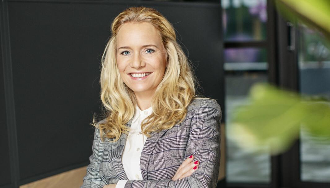 Mariette Kristenson rykker opp fra å være sjef i Sverige til å bli CEO for hele Reitan Convenience.
