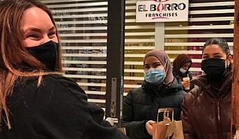 Lush reduserer svinn ved å gi bort goodiebags til studenter