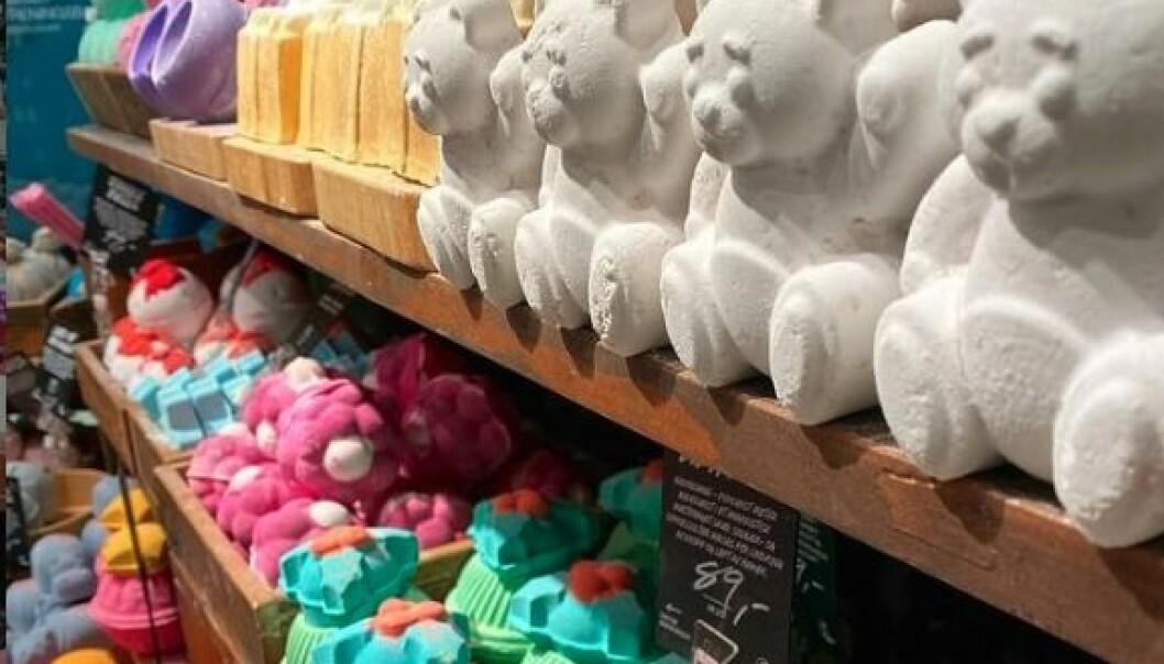 Skjønnhetsprodukter har en holdbarhetsdato som har begynt å nærme seg med nedstengte butikker.