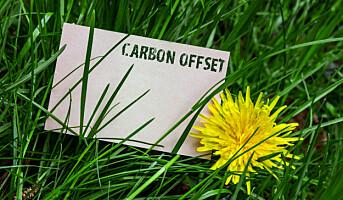 Lanserer klimakompensasjon direkte i kassen
