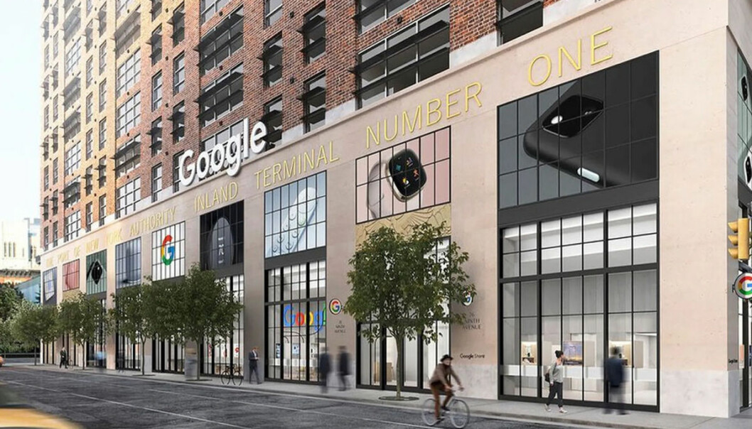 I sommer kommer Googles første faste fysiske butikk – i New York.