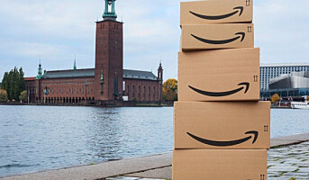 7 av 10 svensker vil prøve Amazon.se
