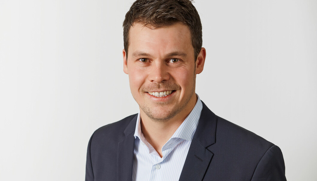 Christian Skaarup Rasmussen begynner i nyopprettet stilling i Distribution Innovation.