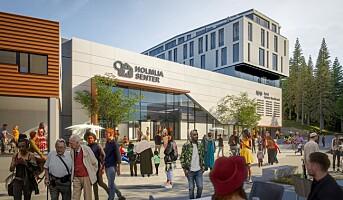 Nye Holmlia Senter åpner i november – tilnærmet fullt
