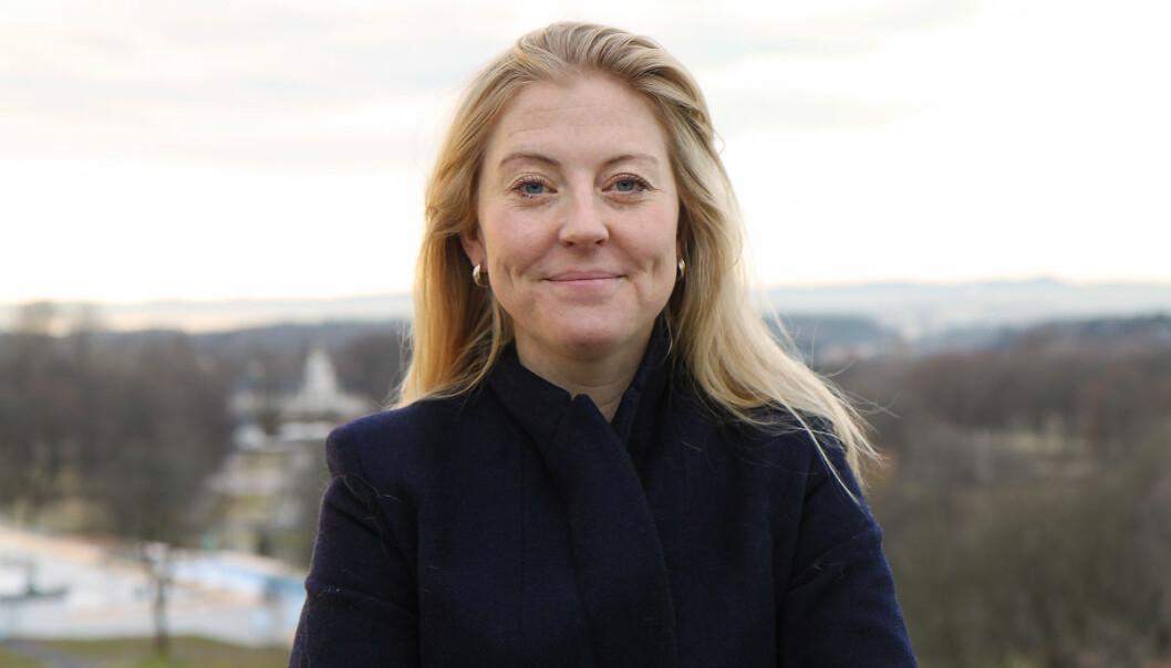 – Handelen forventer bedre tider de neste tre månedene, sier Linn Østebø, analyseansvarlig i NHO Service og Handel.