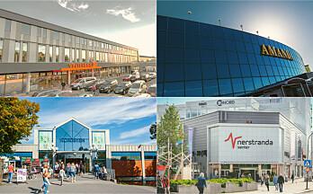Investerer 4,8 milliarder i nytt kjøpesenterselskap