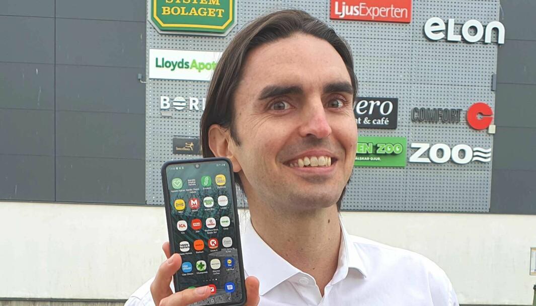 Jakob Gottlieb, medgründer i ID24, mener at kjeder må bli bedre til å kvalitetssikre kundedata.