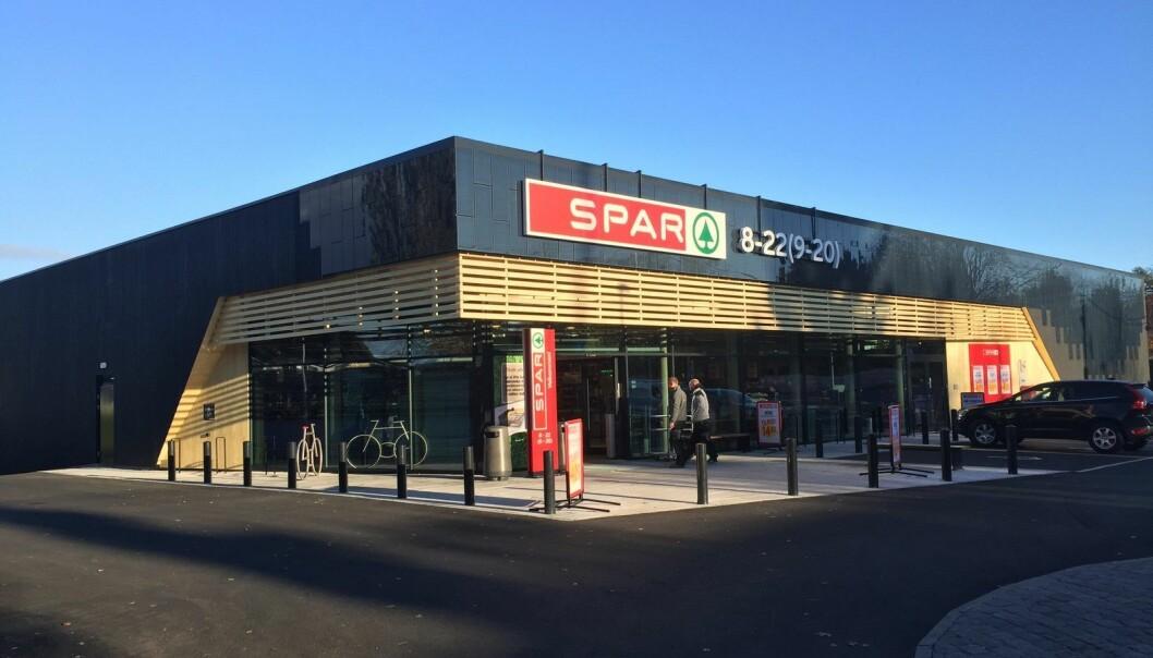 SPAR Snarøya er blitt sett internasjonalt gjennom pris for bærekraft.