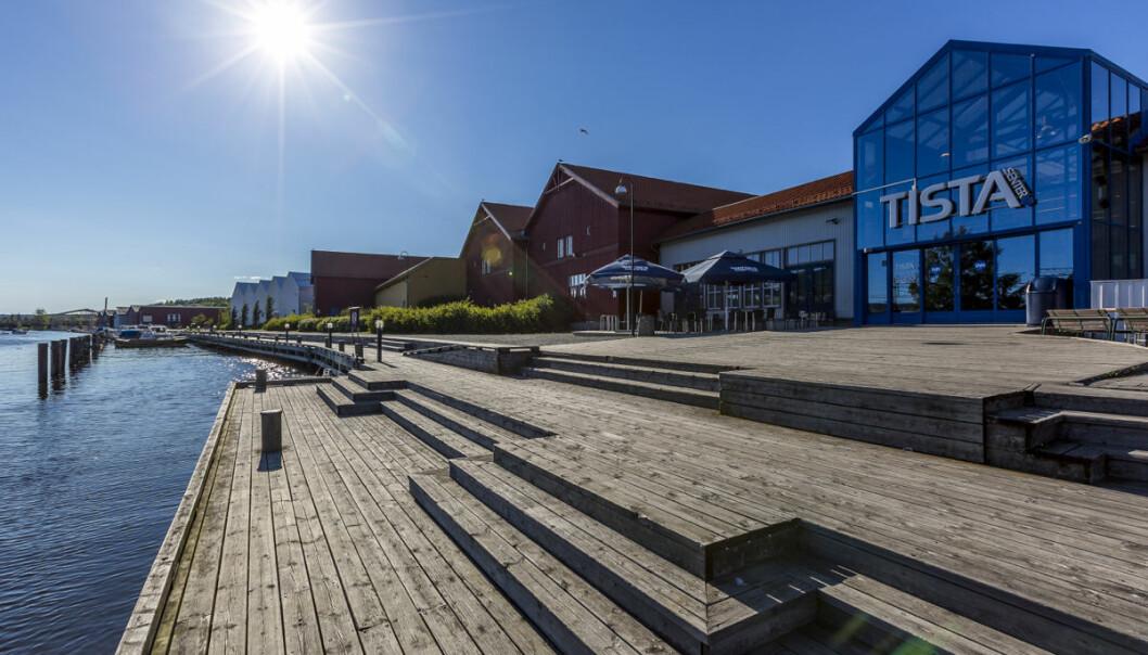 Tista Senter ligger idyllisk til i Halden, og nå utvides det markant.