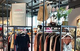 Lindex lanserer second hand