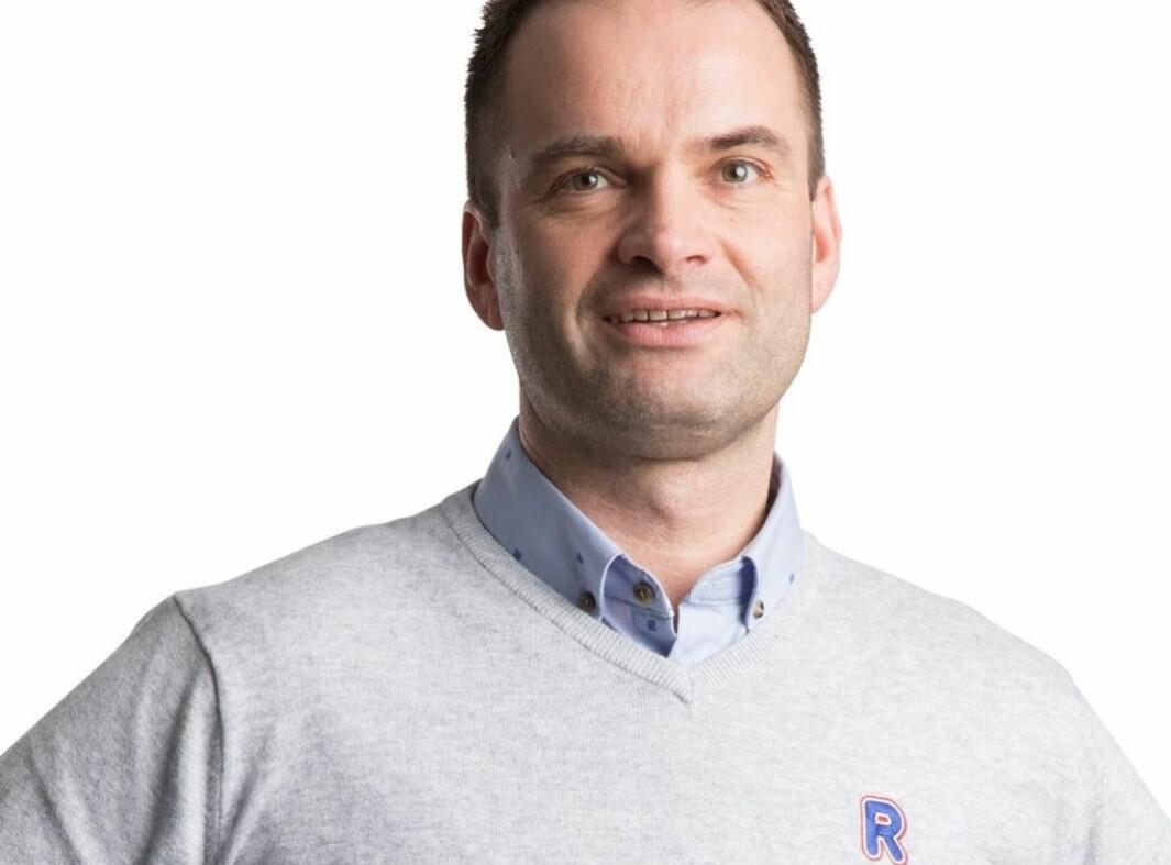 Robert Aasen blir i høst Rema-kongen på indre Nordmøre.