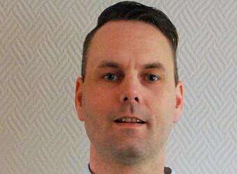 Espen Brenneng er prosjektkoordinator i Clas Ohlson