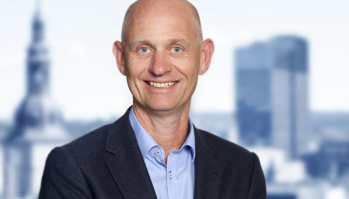 Anders Sletten er prosjektdirektør i Schage Eiendom.