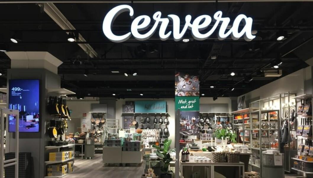 Med oppkjøpet av Cervera er Kibord nr 1 også i Sverige. Dermed er de nr 1 i hele Norden.