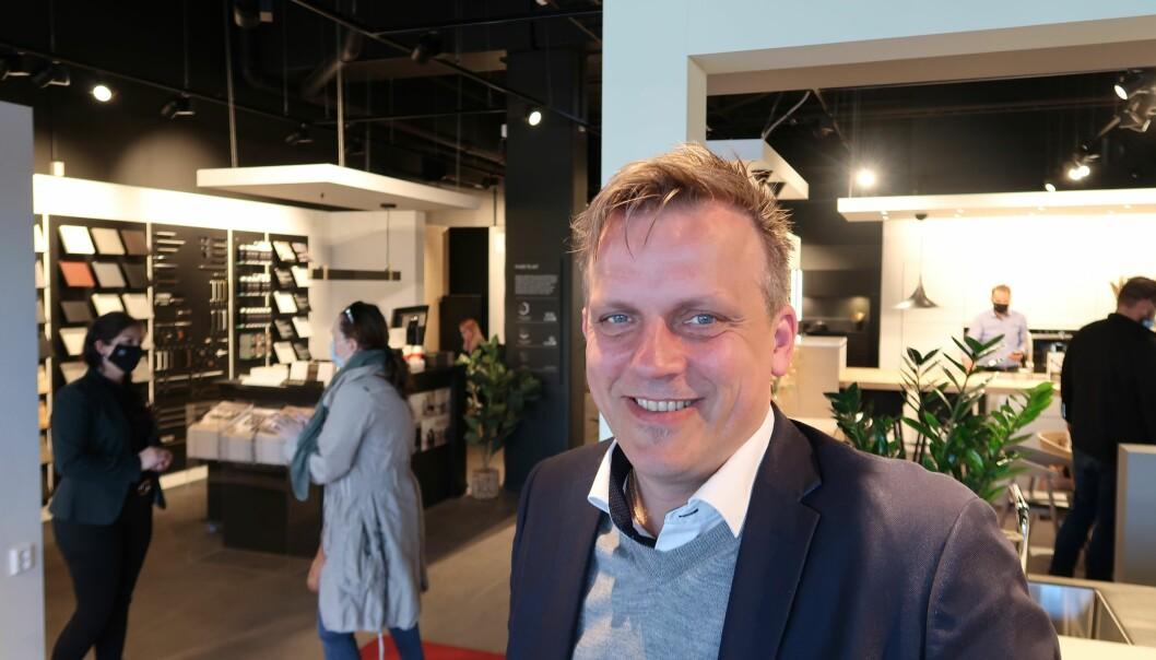 Are Bjøntegaard er country manager for Kvik.