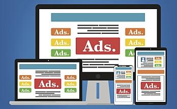 Reklametretthet på nett: –Nærmer oss metningspunkt