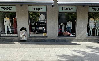Koronaen utløste konkurs for Høyer-butikken