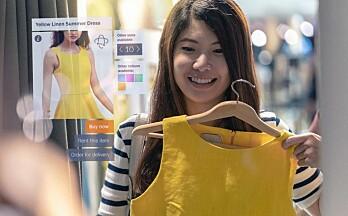 Gen Z vil heller prøve klær virtuelt enn å gå i butikken
