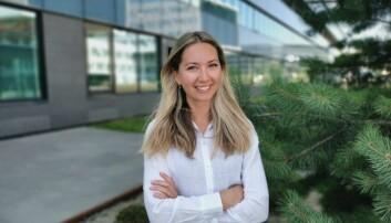 Julie Aass er ansatt som administrativ koordinator.