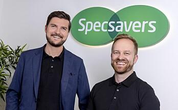 Flere nyansettelser i Specsavers