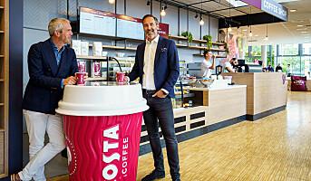 Costa Coffee kommer til Norge