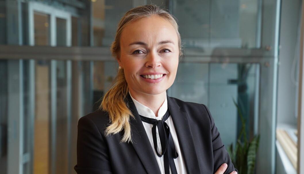 Tanya Farstad Valdø er advokat, forretningsjus og prosess i Virke
