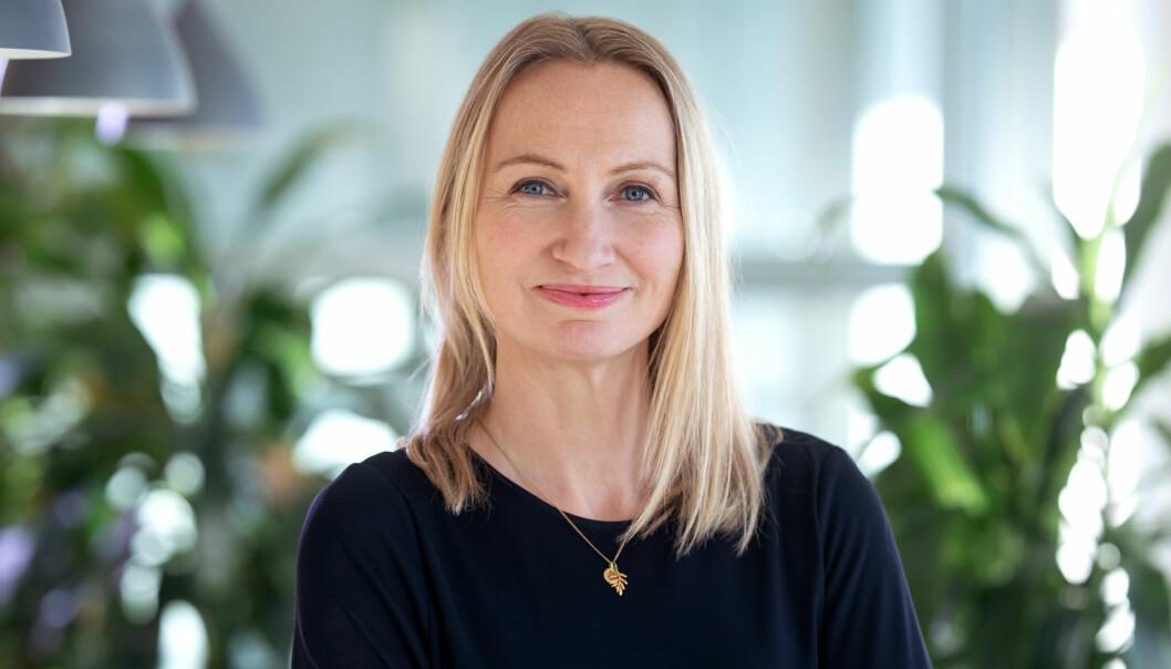 Irene Lundeker er forretningsadvokat i Virke.