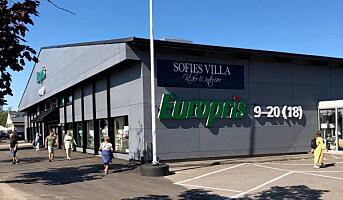 Europris åpnet to butikker –