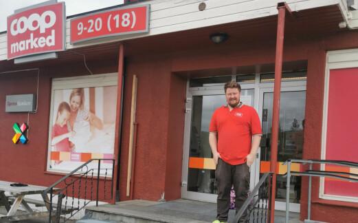 Coop investerer i småbutikkene – selvskanningskasser på Brekken