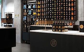 Lakrids by Bülow åpnet en ny Brand Store