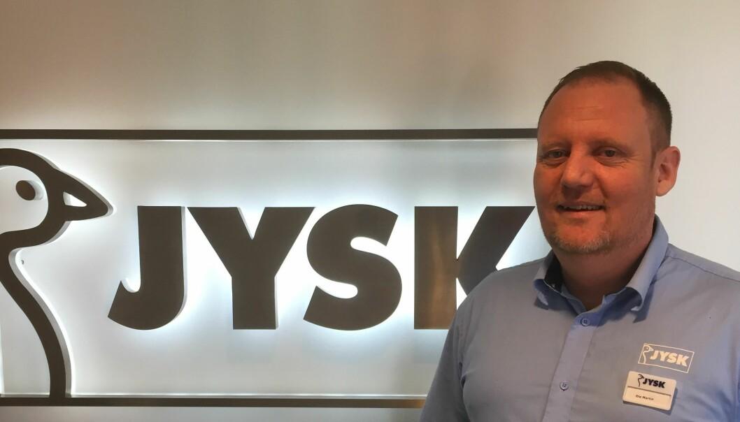 Etter mange år i retail gikk Ole Martin Jortveit over til stilling som HR Manager for halvannet år siden, og fikk med det et nytt perspektiv på selskapet.