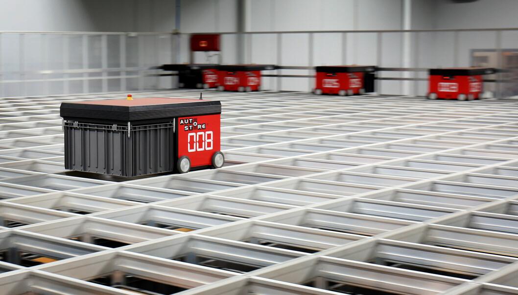 StrongPoint blir regional distributør av AutoStores logistikkløsninger i Norden og Baltikum.