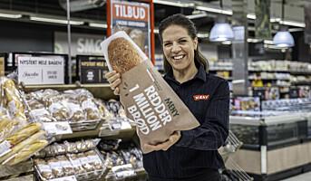Matsvinn: MENY redder én million brød