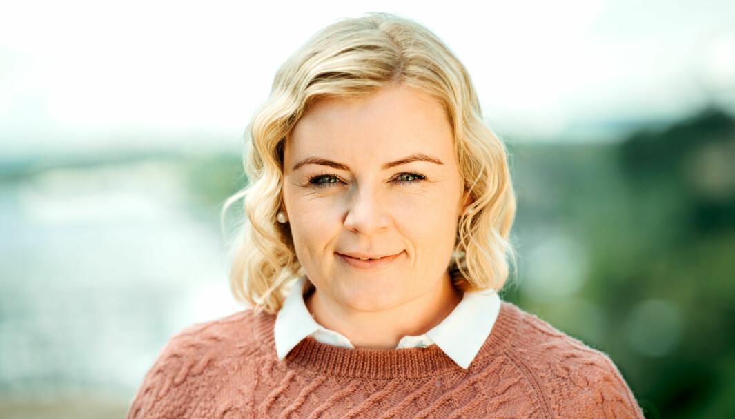 Hege Nilsen, daglig leder i Stormberg, er fornøyd med de passerte Miljødirektoratets tilsyn uten anmerkninger. Hun setter pris på at tilsynet følger med.