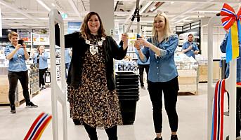 Clas Ohlson bedrer tilstedeværelsen i Nord-Norge – nå på Amfi Fauske som er i sterk vekst