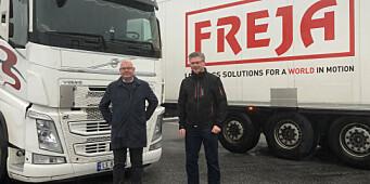 FREJA kjøper Thoresen Transport