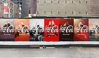 Coca Cola med ny plattform for merkevaren