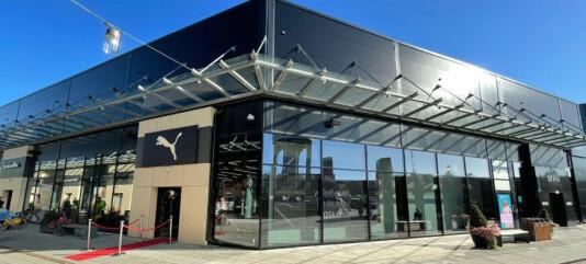 PUMA har åpnet sin første «outlet store» i Norge