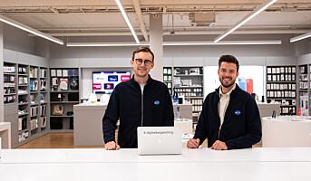 Eplehuset vil bytte PC med Mac i bedriftsmarkedet
