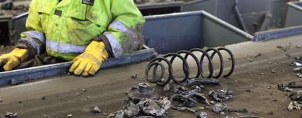 Innkjøpsmakt: Retail kan bidra til at avfall gjenvinnes til råvarer for nye produkter