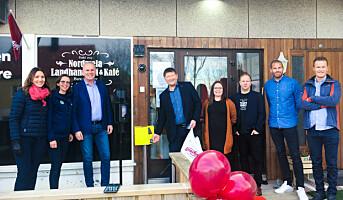 Første høyteknologiske dagligvare-butikk i Nord-Norge åpnet